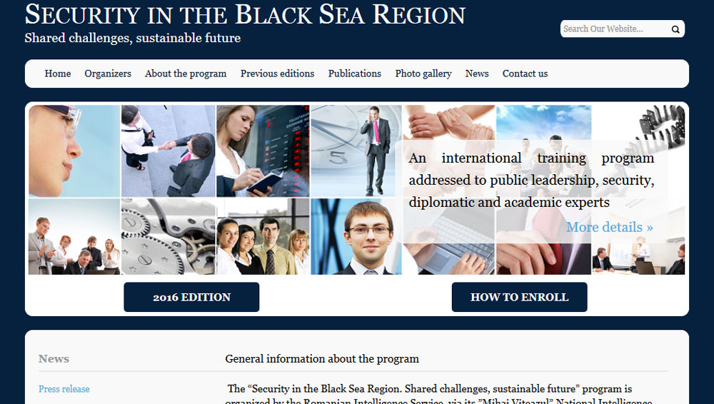 Security in the Black Sea Region